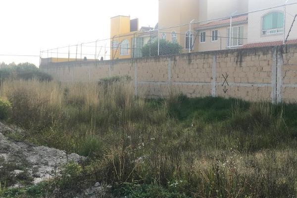 Foto de terreno habitacional en venta en 5 de mayo 100, bellavista, metepec, méxico, 11434276 No. 01