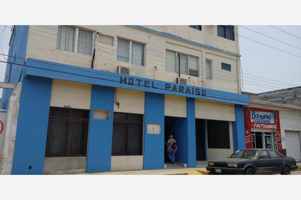 Foto de edificio en venta en 5 de mayo 122, paraíso centro, paraíso, tabasco, 7251387 No. 01