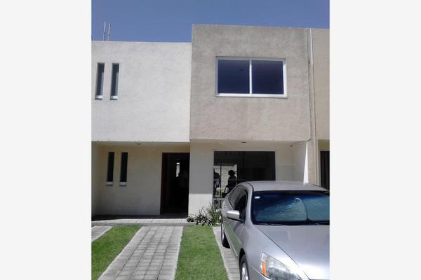Foto de casa en renta en 5 de mayo 3025, villas san diego, san pedro cholula, puebla, 0 No. 01