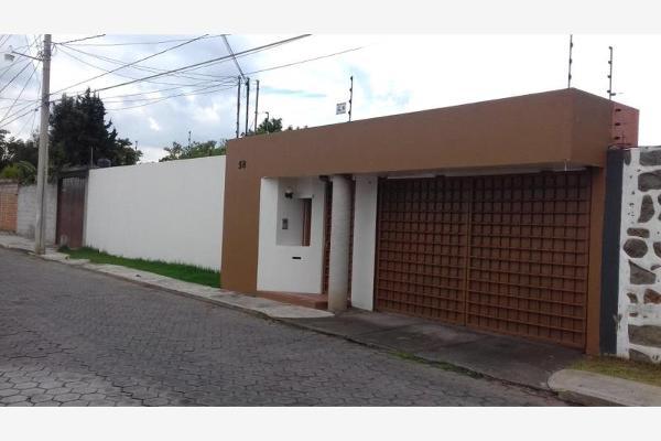 Foto de casa en renta en 5 de mayo 58, santa maria ixtulco, tlaxcala, tlaxcala, 0 No. 01