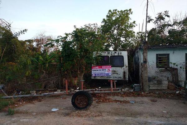 Foto de terreno habitacional en venta en  , 5 de mayo, bacalar, quintana roo, 7503802 No. 02