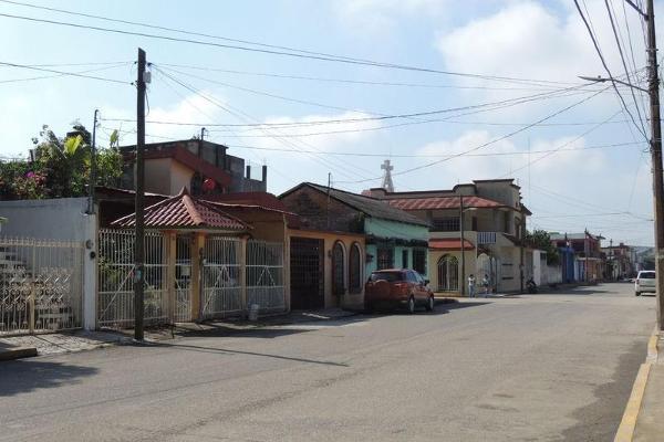 Foto de terreno habitacional en venta en  , 5 de mayo, huimanguillo, tabasco, 7160265 No. 05