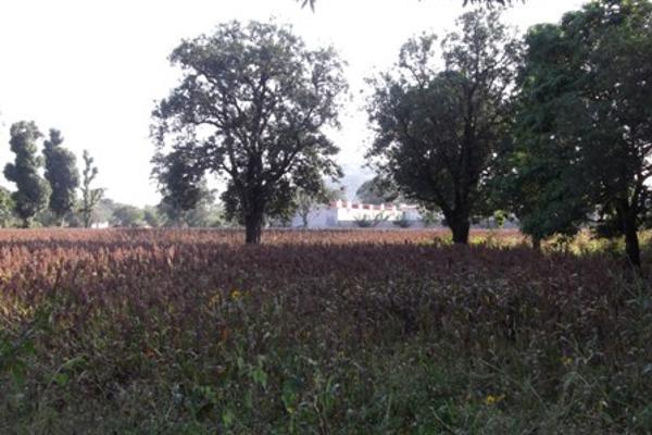 Foto de terreno comercial en venta en 5 de mayo , ixtlahuacan, yautepec, morelos, 6153365 No. 01
