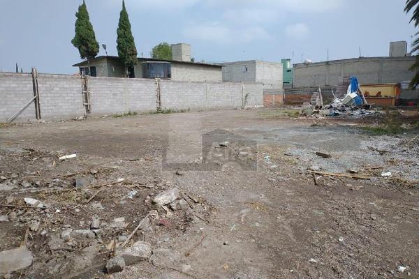 Foto de terreno habitacional en venta en 5 de mayo , san cristóbal centro, ecatepec de morelos, méxico, 9351864 No. 06