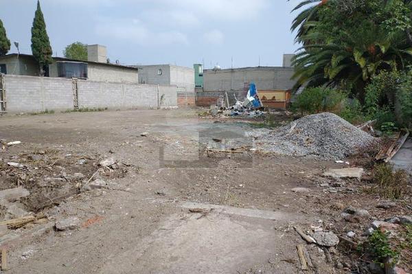 Foto de terreno habitacional en venta en 5 de mayo , san cristóbal centro, ecatepec de morelos, méxico, 9351864 No. 07