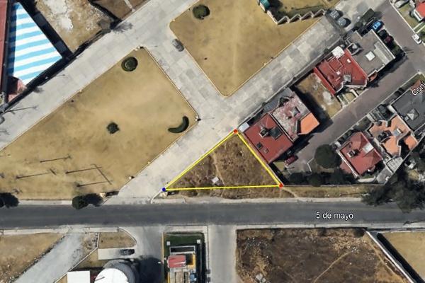 Foto de terreno habitacional en venta en 5 de mayo s/n , san lorenzo tepaltitlán centro, toluca, méxico, 15486179 No. 02