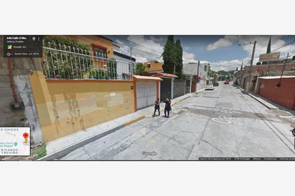 Foto de casa en venta en 5 norte 647, ahuehuetes, atlixco, puebla, 6147901 No. 02