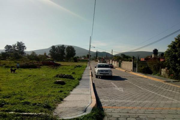 Foto de terreno habitacional en venta en 5 oriente 1, juan uvera, atlixco, puebla, 8356250 No. 01