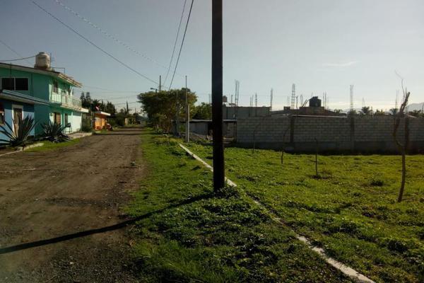 Foto de terreno habitacional en venta en 5 oriente 1, juan uvera, atlixco, puebla, 8356250 No. 02