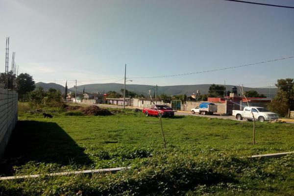 Foto de terreno habitacional en venta en 5 oriente 1, juan uvera, atlixco, puebla, 8356250 No. 03
