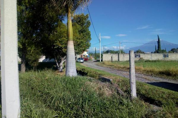 Foto de terreno habitacional en venta en 5 oriente 1, juan uvera, atlixco, puebla, 8356250 No. 04