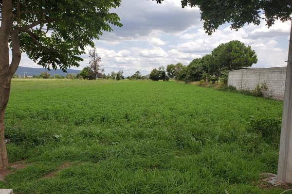 Foto de terreno habitacional en venta en 5 oriente , juan uvera, atlixco, puebla, 8356905 No. 04