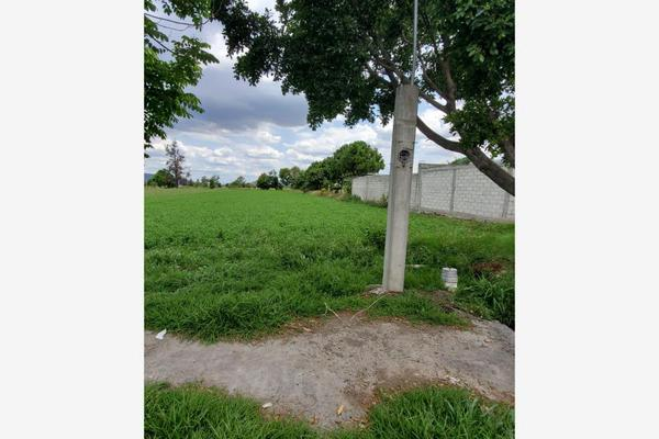 Foto de terreno habitacional en venta en 5 oriente , juan uvera, atlixco, puebla, 8356905 No. 05