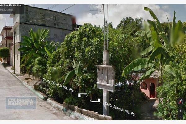 Foto de terreno habitacional en venta en avenida 12 de octubre 5, palenque centro, palenque, chiapas, 2711774 No. 02