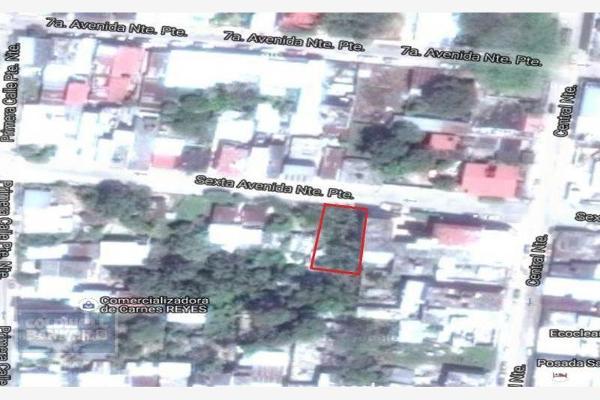 Foto de terreno habitacional en venta en avenida 12 de octubre 5, palenque centro, palenque, chiapas, 2711774 No. 06