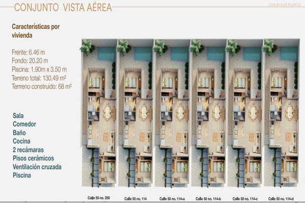 Foto de casa en venta en 50 , chicxulub puerto, progreso, yucatán, 20165481 No. 16