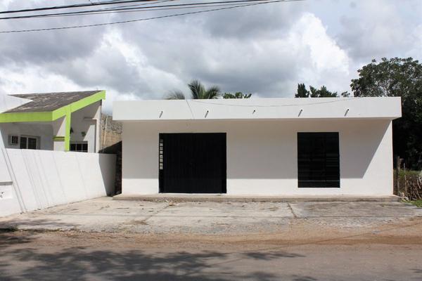Foto de local en renta en 50 , santa cruz, tizimín, yucatán, 14028480 No. 01