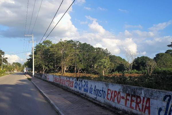 Foto de terreno comercial en renta en 51 , tizimin centro, tizimín, yucatán, 14028359 No. 01
