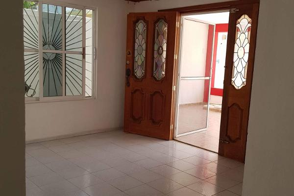 Foto de casa en venta en 53 637, paseo de las fuentes, mérida, yucatán, 6127411 No. 01