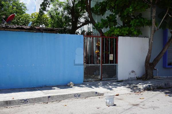 Foto de terreno habitacional en venta en 56 , luis donaldo colosio, solidaridad, quintana roo, 5710545 No. 01
