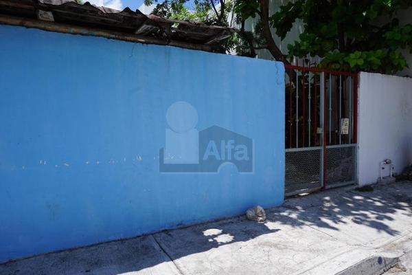 Foto de terreno habitacional en venta en 56 , luis donaldo colosio, solidaridad, quintana roo, 5710545 No. 03