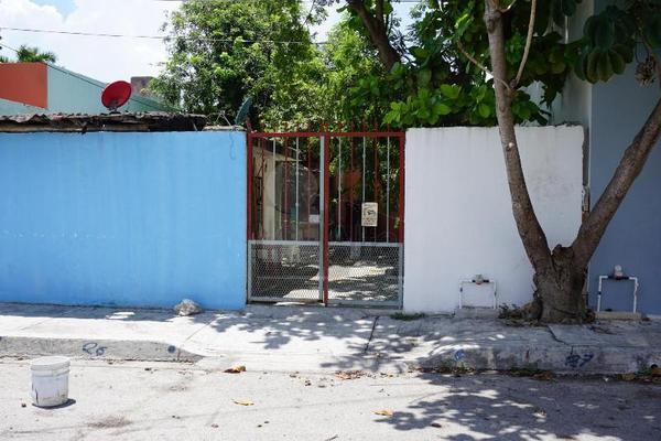 Foto de terreno habitacional en venta en 56 , luis donaldo colosio, solidaridad, quintana roo, 5710545 No. 04