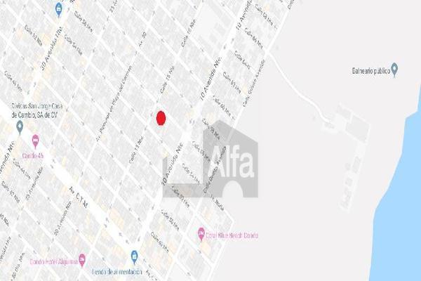 Foto de terreno habitacional en venta en 56 , luis donaldo colosio, solidaridad, quintana roo, 5710545 No. 08