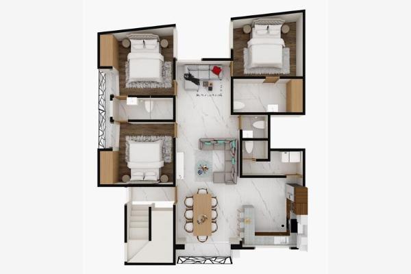 Foto de departamento en venta en 57 poniente 1233, universidades, puebla, puebla, 3665939 No. 22