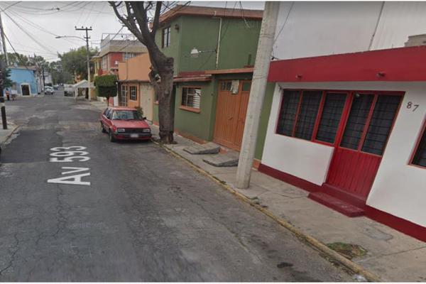 Foto de casa en venta en 593 80, ampliación san juan de aragón, gustavo a. madero, df / cdmx, 14436815 No. 04