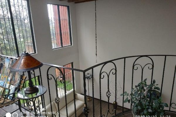 Foto de casa en venta en 5a. cerrada de avenida mexico , cuajimalpa, cuajimalpa de morelos, df / cdmx, 14035395 No. 28