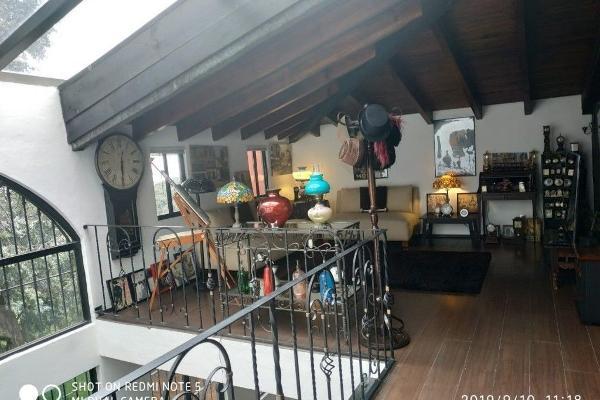 Foto de casa en venta en 5a. cerrada de avenida mexico , cuajimalpa, cuajimalpa de morelos, df / cdmx, 14035395 No. 33