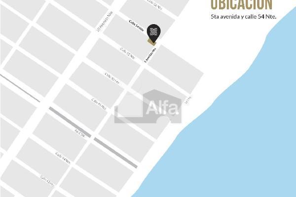 Foto de departamento en venta en 5ta avenida , playa del carmen centro, solidaridad, quintana roo, 6162989 No. 06