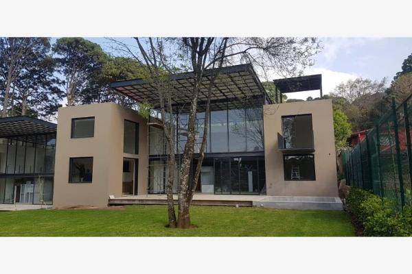 Foto de casa en venta en 6 fontanas 1, avándaro, valle de bravo, méxico, 6160762 No. 01