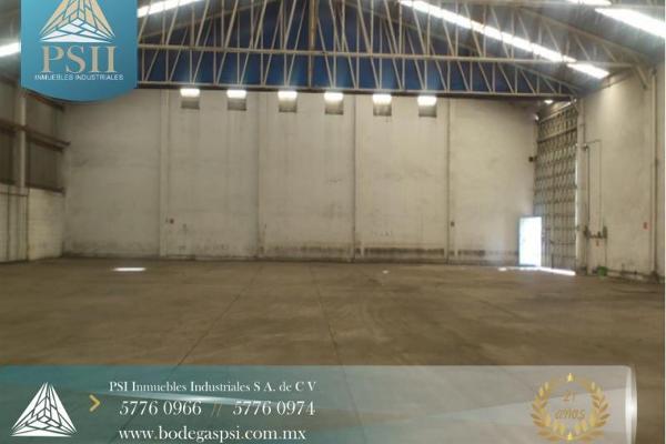 Foto de nave industrial en renta en calle 6 6, rustica xalostoc, ecatepec de morelos, méxico, 2665346 No. 04