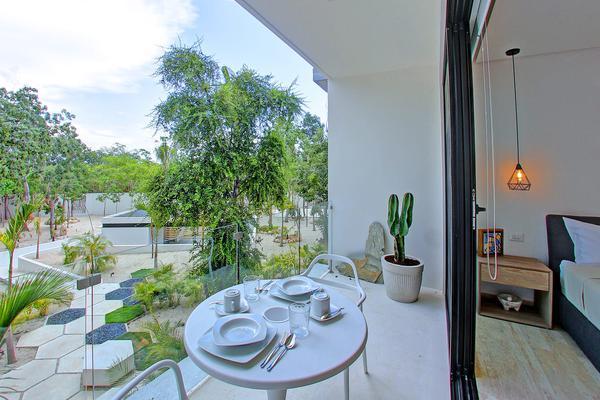 Foto de departamento en venta en 6 sur , tulum centro, tulum, quintana roo, 8383735 No. 01