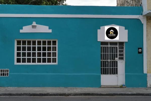 Foto de casa en venta en 60 , merida centro, mérida, yucatán, 14028681 No. 01