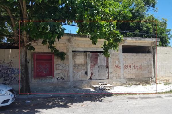 Foto de terreno habitacional en venta en 62 , luis donaldo colosio, solidaridad, quintana roo, 5788593 No. 01