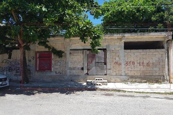 Foto de terreno habitacional en venta en 62 , luis donaldo colosio, solidaridad, quintana roo, 5788593 No. 02