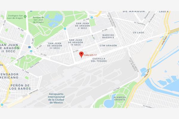 Foto de casa en venta en 625 00000, san juan de aragón v sección, gustavo a. madero, df / cdmx, 17281475 No. 02