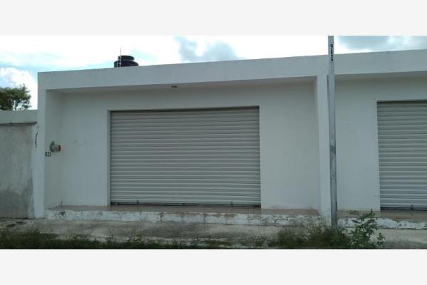 Foto de local en renta en 62b 623, caucel, mérida, yucatán, 8901199 No. 01