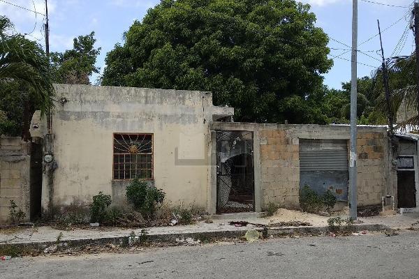Foto de terreno habitacional en venta en 64 , luis donaldo colosio, solidaridad, quintana roo, 0 No. 01