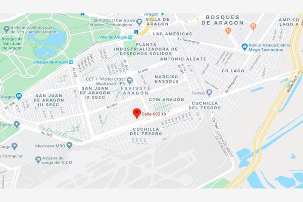 Foto de casa en venta en 653 000000, ampliación san juan de aragón, gustavo a. madero, df / cdmx, 17026208 No. 04