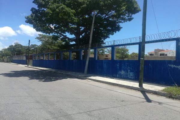Foto de terreno comercial en renta en 67 , playa norte, carmen, campeche, 14037043 No. 01