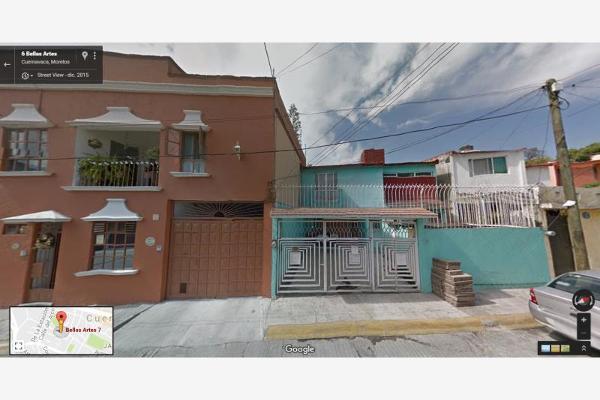 Foto de casa en venta en bellas artes 7, amatitlán, cuernavaca, morelos, 3039304 No. 01