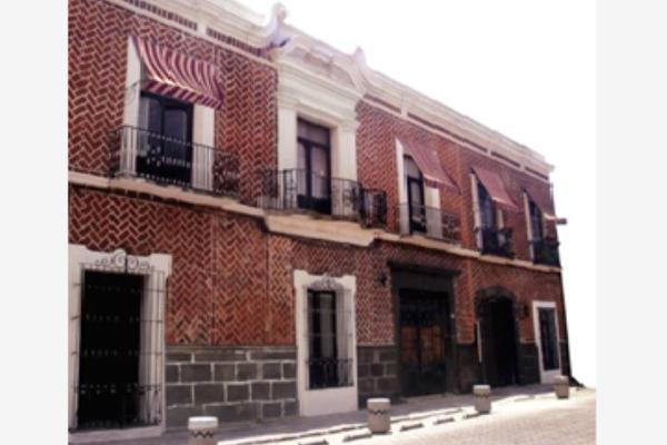 Foto de departamento en renta en 7 poniente 308, centro, puebla, puebla, 5291595 No. 01