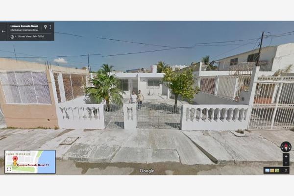 Foto de casa en venta en heroica escuela naval 71, barrio bravo, oth?n p. blanco, quintana roo, 3052577 No. 01