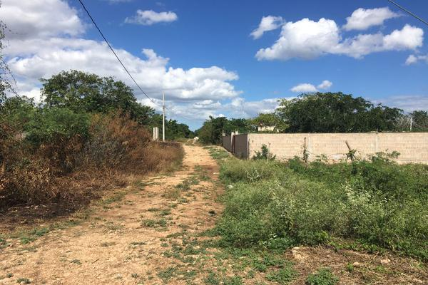 Foto de terreno habitacional en venta en 7b x 34 , san pedro noh pat, kanasín, yucatán, 0 No. 04