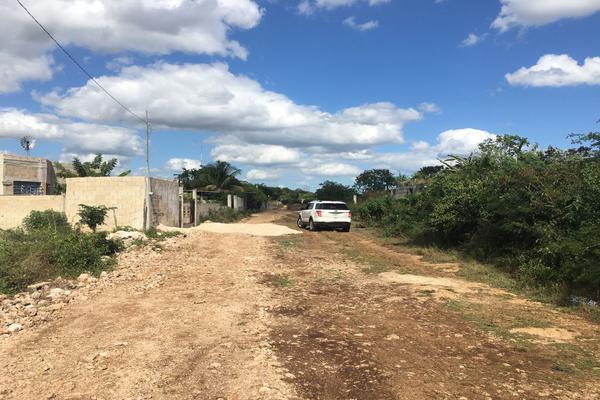 Foto de terreno habitacional en venta en 7b x 34 , san pedro noh pat, kanasín, yucatán, 0 No. 06