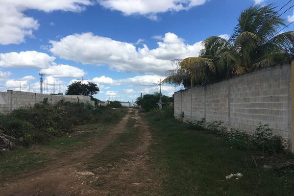 Foto de terreno habitacional en venta en 7b x 34 , san pedro noh pat, kanasín, yucatán, 0 No. 08