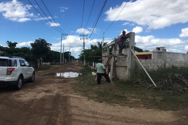 Foto de terreno habitacional en venta en 7b x 34 , san pedro noh pat, kanasín, yucatán, 0 No. 09